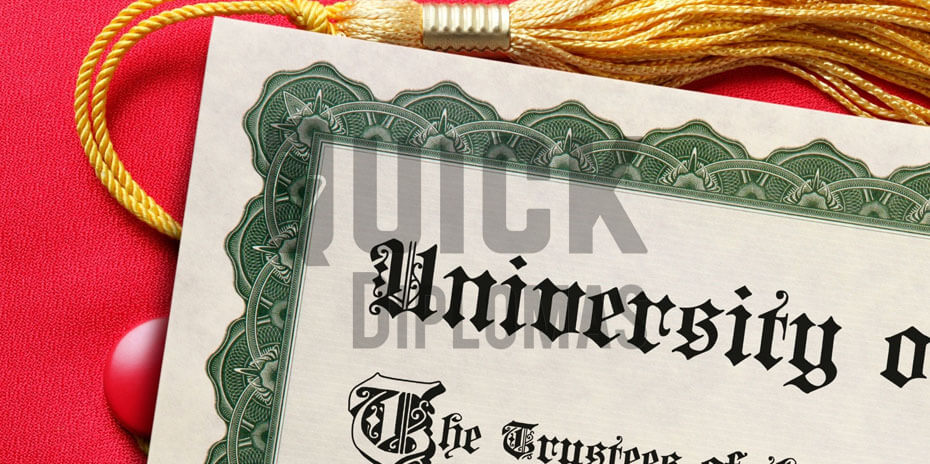 procedure to obtain a replacement college diploma