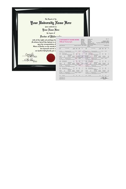 custom doctorate diplomas and degrees