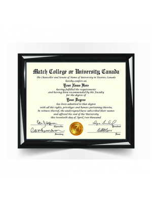 replacement canada college university diploma degree certificate