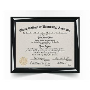 College University Diploma Match, Australia