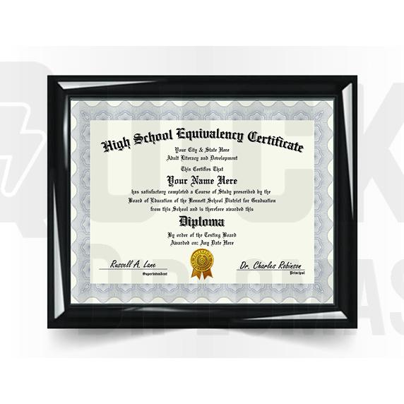 GED Diploma Match