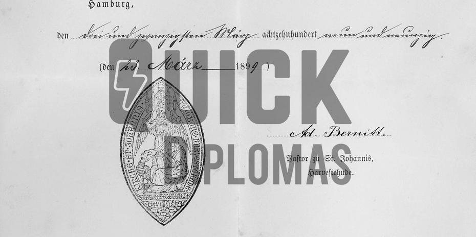 Restoring Vintage Diplomas